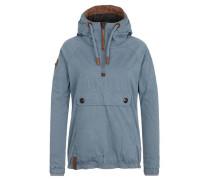 Female Jacket blau