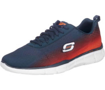 Equalizer This Way Sneakers marine / orange