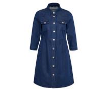 '3/4 Sleeve' Kleid indigo