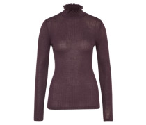 Pullover 'sfcosta' pflaume