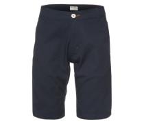 Shorts 'chino Basic' blau