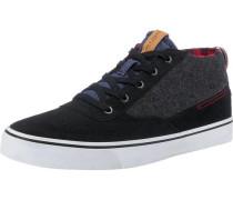 Shark Sneakers blau / grau / rot / schwarz