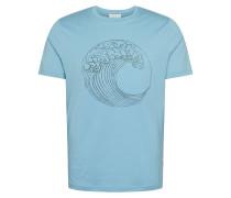 Shirt 'jaames Ocean' blau