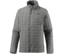 Thermoball Funktionsjacke graumeliert
