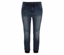 7/8-Jeans dunkelblau