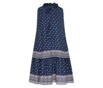 Kleid 'castaway Drape'' blau