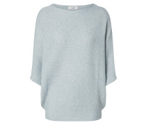 Pullover 'new Behave' blau