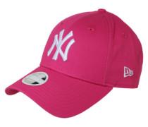 Cap '940' pink / weiß