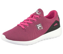 Fury Run Women Sneaker pink / schwarz