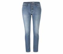 Boyfriend-Jeans 'p06D' blue denim