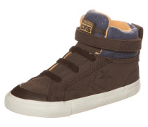 Pro Blaze Strap High Sneaker marine / braun