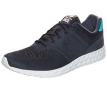 Sneaker 'mfl574-Nb-D' neonblau / anthrazit