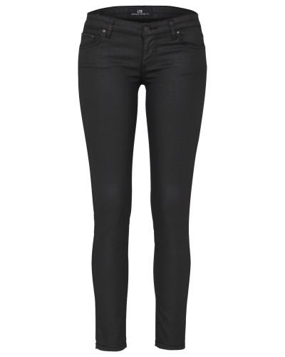 'mina' Skinny Jeans black denim