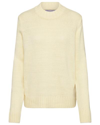Pullover 'bymyra Jumper' gelb