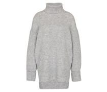 Oversized Pullover 'Meike' graumeliert