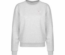 Sweatshirt 'Effie' graumeliert