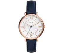 "Armbanduhr ""jacqueline Es3843"" blau"