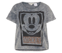 Shirt 'T Mickey Acid' anthrazit