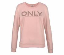 Sweatshirt 'helene' altrosa