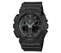 G-Shock schwarz