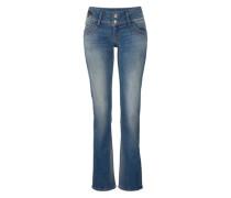 Jeans im Used Look 'Jonquil' blau