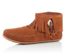 Leder-Boot 'Concho' braun