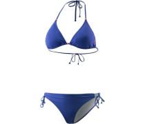 'Latoya' Triangel Bikini blau