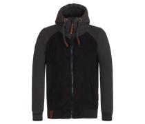 Male Jacket Trallafitti Titti schwarz