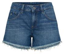 Shorts 'Arc' blue denim