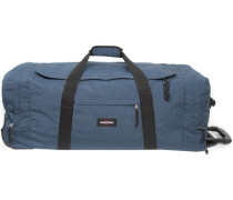 2-Rollen Reisetasche 'Authentic Collection Leatherface L' blue denim