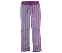 Pyjama in lila lila