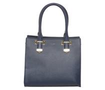 Handtasche 'Queeney' blau