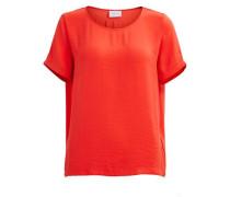 Blusenshirt 'VIMelli' orange / koralle / rot