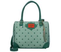 'Railway Romance Case' Handtasche grün