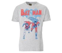 "T-Shirt ""batman AND Robin"" weiß"