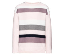 Pullover nitliject Strick- pink