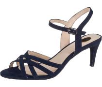 Sandalette kobaltblau