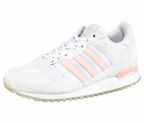 Sneaker 'ZX 700 W' beige / rosa