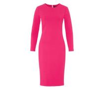 Etuikleid aus Jersey pink