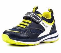 Sneaker 'J Top Fly Boy' blau / gelb