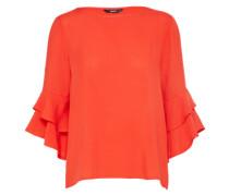 Shirt 'Sindi' orangerot
