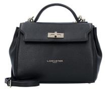 Alena Handtasche Leder 21 cm schwarz
