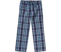 Pyjamahose blau