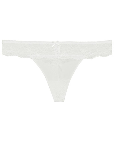 String 'daily Lace' weiß