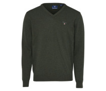 Pullover smaragd / dunkelgrün
