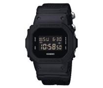 G-Shock Chronograph 'dw-5600Bbn-1Er' schwarz