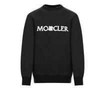 Moncler Rundhals-sweatshirt