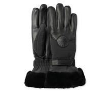 Performance Smart Glove With Fur Damen Black L/XL