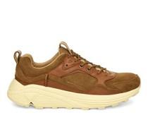 Miwo Low Sneaker aus Veloursleder