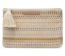 Julia Convertible Pouch Damen Natural Multi